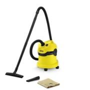 Пылесос для сухой и влажной уборки Kӓrcher MV 2 фото