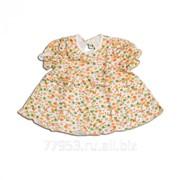 Платье детское 3868-к кулирная гладь, размер 52-92 фото