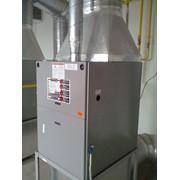 Газовый теплогенератор RUUD США. фото