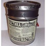 Мастика битумно-масляная изоляционная 20л фото