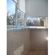 Установка металлопластиковых окон и балконов фото