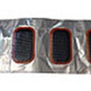 Заплата камерная на фольге 24х45 мм. CLIPPER P1104 (набор 100 шт.) фото