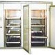 Хранение продуктов в холодильных установках, Хранение замороженной продукции. фото