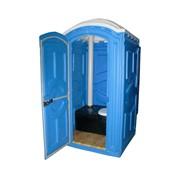 Мобильная туалетная кабина фото
