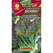 Семена Горчица салатная Витамин Ц/П фото