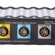 Цифровой виртуальный USB цифровой осциллограф Rigol VS5042, 40 МГц; 2 канала+вход внешней синхронизации; 2 мВ…10 В / дел; 10 нс…50 с / дел; частота дискретизации 400 Мвыб/с (эквив. до 5 Гвыб/с); длина записи 1 М на канал, 512 К на два канала