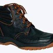 Ботинки кожа ТПУ фото