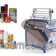 Маркировочная машина для картонных туб HD-500/650 фото