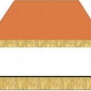 Стеновая трехслойная сэндвич-панель МЕТАЛЛ ПРОФИЛЬ с открытым креплением Z-LOCK МП ТСП–Z фото