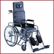 Раскладное инвалидное кресло фото
