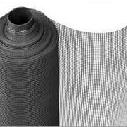 Сетка тканая оцинкованная 1x1x0.4 ГОСТ 3826-82, сталь 3сп5, 10, 20 фото