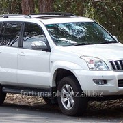 Ветровик Toyota Land Cruiser Prado 120 фото