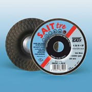 Диски полугибкие с выпуклым профилем SAIT-TRE A 36 N 115 фото
