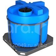 Пластиковая ёмкость в обрешётке 2000 литров Арт.Т 2000 обр фото