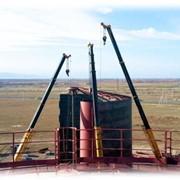 Проектирование и монтаж резервуаров РВС фото