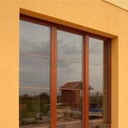 Деревянное окно фото