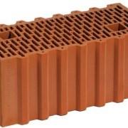 Блок керамический Porotherm 51 фото
