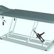 Стол массажный СМг с гидроподъемом фото