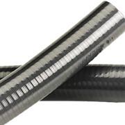 Трубы плассмасовые чёрные диам.63 без муфт фото