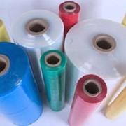 Пленки упаковочные пищевые различной цветовой гаммы фото