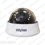 SVC-D69V 1Mp (1280х720) объектив 2,8-12мм с OSD фото