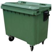 Мусорный контейнер на колесах MGBS-1100 фото