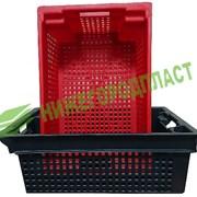 Ящик овощной Арт.№1 (усиленный) фото