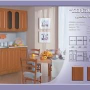 Кухня Березка-1 фото