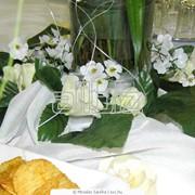 Украшения для свадебного стола