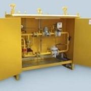 Пункт учета расхода газа ПУРГ-160 фото