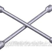 Ключ-крест Stayer автомобильный, 17мм-19мм-22мм-13/16 Код:2755-H4 фото