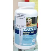 8 в 1 Витамин С с пивными дрожжами для крупных собак 108 таблеток фото
