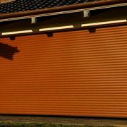 Роллеты гаражные фото