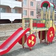 Игровой комплекс ПАРОВОЗИК фото
