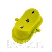 """Декоративная кнопка """"сеть"""" для мясорубки Zelmer 986.0018 757243 (Нет моделей). Оригинал фото"""