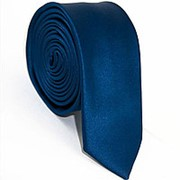 Галстук синий фото