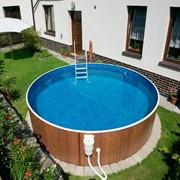Каркасный бассейн Azuro 400DL (ПФ) (360 x 110 см.) фото