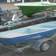 Прицеп для легких лодок V40T