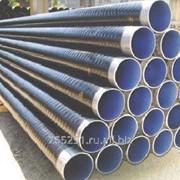 Труба в 2 ВУС-изоляции диаметр 325, стенка 8 фото