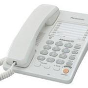 Телефон Panasonic KX-TS2363RUW фото