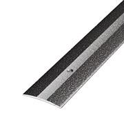 ЛУКА Порог стыкоперекрывающий ПС 03-1800-05 антик серебро (1,8м) 37мм фото
