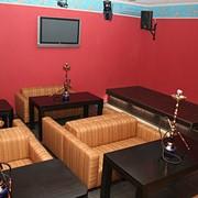 Гарнитур мягкой мебели для кафе и ресторанов фото