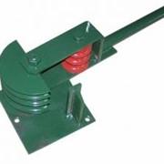Трубогиб ручной гидравлический ТПГ-1Б фото