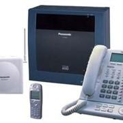 Телефонные АТС Panasonic фото