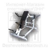 Тренажер ТДХ-004 Жим сидя вертикально со сведением (механизм легкого старта) фото