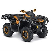 Квадроцикл Can-Am Outlander MAX 800 XT-P черный фото