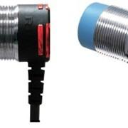 Датчик индуктивный цилиндрический высокотемпературный тип HPD фото