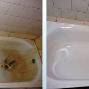 Реставрация ванн. фото