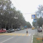 Краска для разметки дорог фото