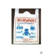 Пакеты Shivaki большие размеры. 50 60см в рулоне 35-40шт фото